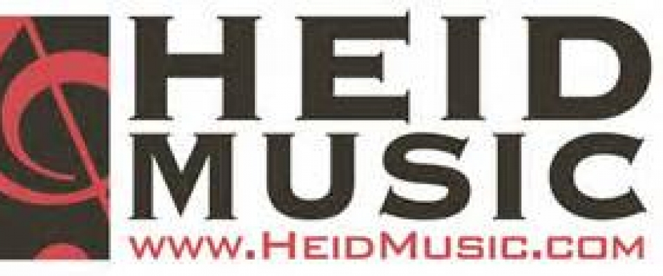 Many thanks to Heid Music for its support of Arts Wisconsin's 2016