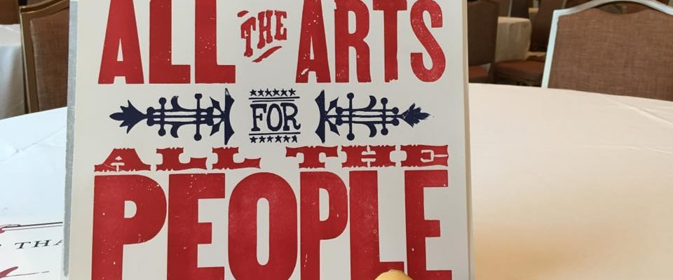 Arts Wisconsin believes that all the arts should be for all the people.  Read the latest blogpost -